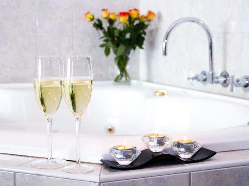 Luxury Spa at Arthurs Views Mornington Peninsula B&B