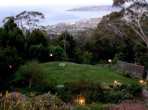Arthurs Views Mornington Peninsula B&B Gardens
