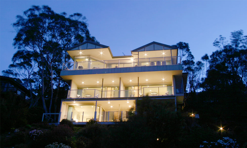 Arthurs Views Luxury Accommodation External Photo